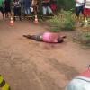 Corpo de jovem de Campo Grande é encontrado com um tiro na cabeça no km 87 em Francisco Santos