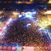 Show de Leo Magalhães encerra as festividades do 25° aniversário de Alegrete
