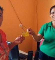 Após receberem aposentadoria, donas de casa devolvem cartão do Bolsa Família em Caldeirão Grande do PI