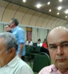 Secretário Cristóvão Alencar participa do Congresso de Secretários Municipais de Saúde