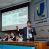 Em Brasília, Wellington apresenta propostas para o crescimento do Brasil