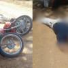 Colisão entre duas motos deixa uma vítima fatal na zona rural de Fronteiras