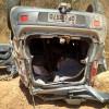Condutor de Alagoinha perde o controle de Fiat Uno na 'curva do S' em Marcolândia
