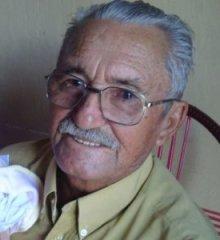 Aos 86 anos, morre em Teresina o ex-vereador de São Julião Francelino Rocha