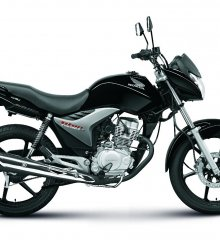 Mulher tem moto roubada em estrada vicinal de São Julião