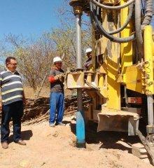 Prefeito Nonato Alencar inicia perfuração de seis poços em Francisco Macedo