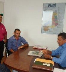 Vice-prefeito Antônio Tiago viabiliza recursos para Escola em Vila Nova