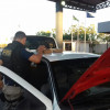 Polícia apreende carro transportando maconha e crack na BR-343