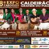 8ª Expocaboclos tem início nesta sexta (28) em Caldeirão Grande do Piauí