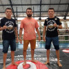 Atletas alegretenses conquistam medalhas de ouro e prata na 'Copa Natal de Muay Thai'