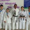 Jovens de Campo Grande do Piauí são destaque em competição regional de Karatê