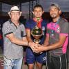 Torneio de futsal anima inauguração da Quadra Esportiva Reginaldo Gomes Ferreira,em Marcolândia-PI