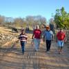 Em Belém do Piauí, Prefeito Ademar Carvalho acompanha início das obras de terraplanagem do município