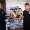No Piauí, polícia encontra depósito com mais de 200 kg de drogas