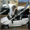 Condutora de PIO IX perde o controle do veículo em Vila Nova e capota
