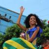 Em Teresina, Miss Brasil Monalysa Alcântara é recebida por multidão