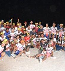 Novo Horizonte é o campeão do intermunicipal de futebol amador em Campo Grande do Piauí