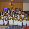 Cobertura fotográfica de missa em ação de graça  aos formandos do curso de pedagogia em  Alagoinha