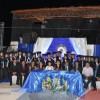 Em Alagoinha, 29 concludentes  conclui o curso de pedagogia,veja a comemoração de todos os formandos