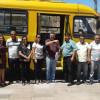 SIMÕES | Gestão do prefeito 'Zé Wlisses' recebe novo ônibus escolar do programa 'Caminho da Escola'