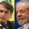 Lula lidera cenários para 2018 e Bolsonaro dispara em segundo