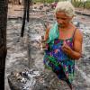 Famílias desabrigadas por incêndio estão em galpão e precisam de ajuda no Piauí