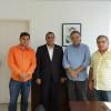 Em Teresina, prefeito Valdinar Silva viabiliza recursos para a Saúde em Padre Marcos