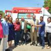 Gestão de Jorismar recebe nova ambulância; veículo será entregue nesta segunda-feira (23) à comunidade de Alagoinha
