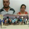 Casal preso por porte ilegal de arma é morto uma semana depois após sair da cadeia em Caldeirão Grande
