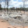 Famílias de assentamento começam a receber ajuda após incêndio devastador no Piauí