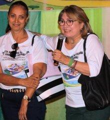 Em Fronteiras, secretária Verônica Ribeiro parabeniza prefeita Maria José pelo seu aniversário