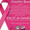 """Em Francisco Macedo, Saúde anuncia mobilização da campanha """"Outubro Rosa"""" de prevenção ao câncer de mama"""