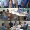 Em Simões, prefeito 'Zé Wlisses' recebe representantes do Banco do Nordeste e debate investimentos empresariais e agropecuários