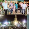 SIMÕES | Prefeito 'Zé Wlisses' recebe deputados na festa em comemoração do padroeiro São Simão