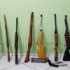 Em PIO IX, polícia desmancha oficina clandestina de armas