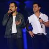 Zezé Di Camargo e Luciano celebram 25 anos de carreira com show no Piauí