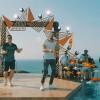 Cantor Gabriel Diniz grava clip com Wesley Safadão em Fernando de Noronha