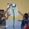 Em Fronteiras, prefeita Maria José e secretária  Verônica Ribeiro inauguram Escola padrão FNDE