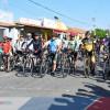 Com cada vez mais adeptos do ciclismo na região, Padre  Marcos promove competição de ciclismo durante as festividades  do aniversário