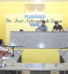 Em Campo Grande do Piauí, com mensagem do executivo, Câmara Municipal inicia trabalhos legislativos de 2018