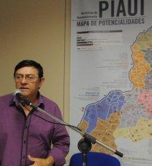 """Prefeito de Marcolândia """"Chico Pitu"""" é empossado como membro do Conselho Estadual dos territórios"""