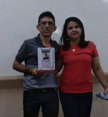 Em Monsenhor Hipólito, Professor Satírio Sousa recebe homenagem do Ministério Público e Seduc