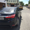 Corolla roubado em Pio IX é utilizado por quadrilha em assalto a banco no Ceará; foi abandonado às margens de rodovia