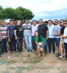 Em São Julião, torneio de Cansanção mantém tradição e reúne público jovem e autoridades da região