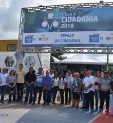 Em Jaicós, Feira da Cidadania é aberta neste sábado; SESI está no município com diversos serviços gratuitos para a população