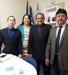 Em Monsenhor Hipólito, vereadores apresentam Projeto de Lei que beneficia servidores municipais pais de filhos portadores de deficiência