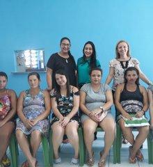 SANTO ANTÔNIO DE LISBOA  Assistência Social realiza encontro com grupo 'Gestação Saudável'