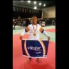 Judoca piauiense conquista medalha de bronze em torneio na Alemanha