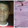Câmera de segurança mostra momento do acidente que vitimou homem de São Julião