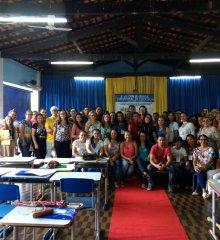 Em Santo Antônio de Lisboa, Secretaria de Educação realiza III Conferência Municipal de Educação